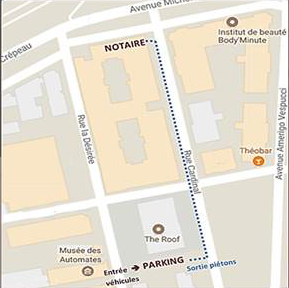 plan parking desfosses moreau notaires